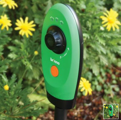 Post image for Gardener's Time Lapse Video Camera