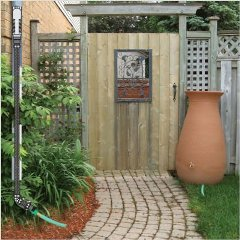 aquasaver rain barrel